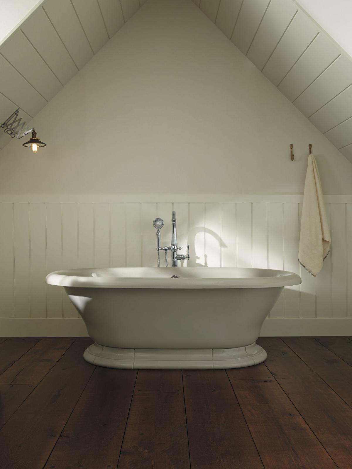 Freestanding baths need special tub fillers | House & Home ...