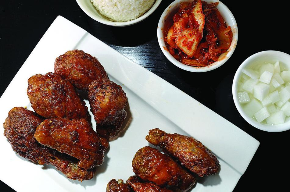 Popular Korean Chicken Chain Brings Double Fried Goodness To Central