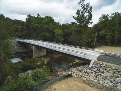 North Anna River bridge
