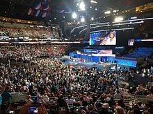 PHOTO: Democratic convention