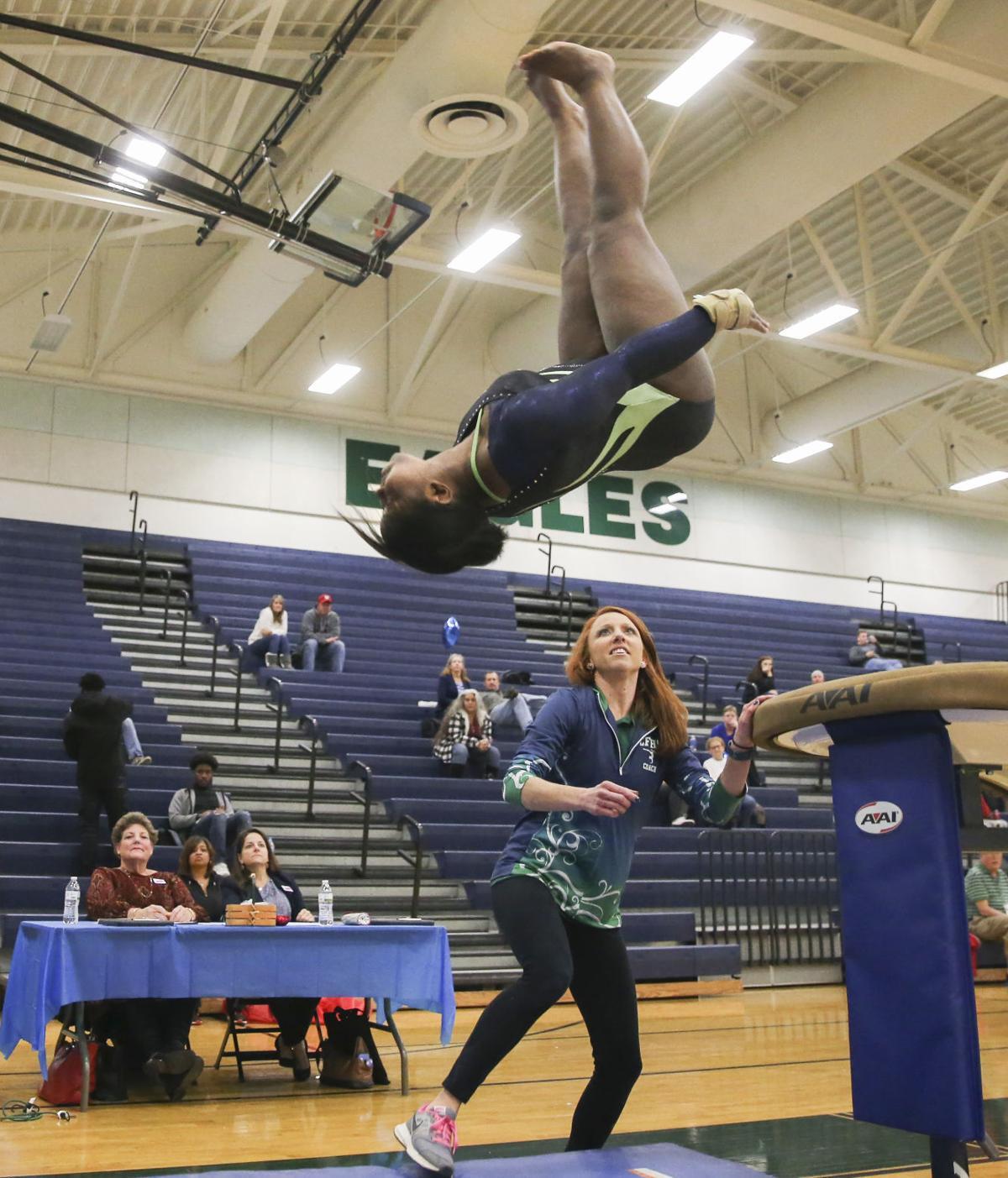 Commonwealth District gymnastics