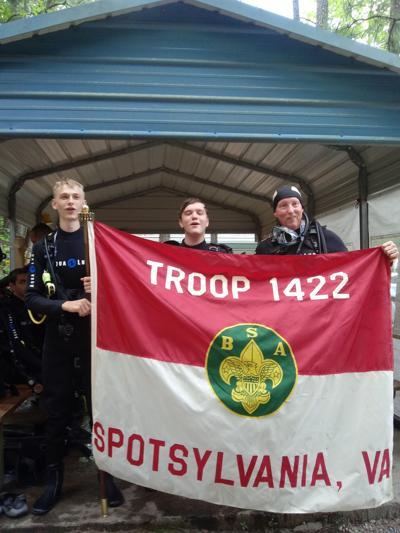 Scuba Scouts