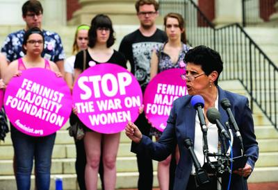 UMW Feminists United file Title IX complaint against university