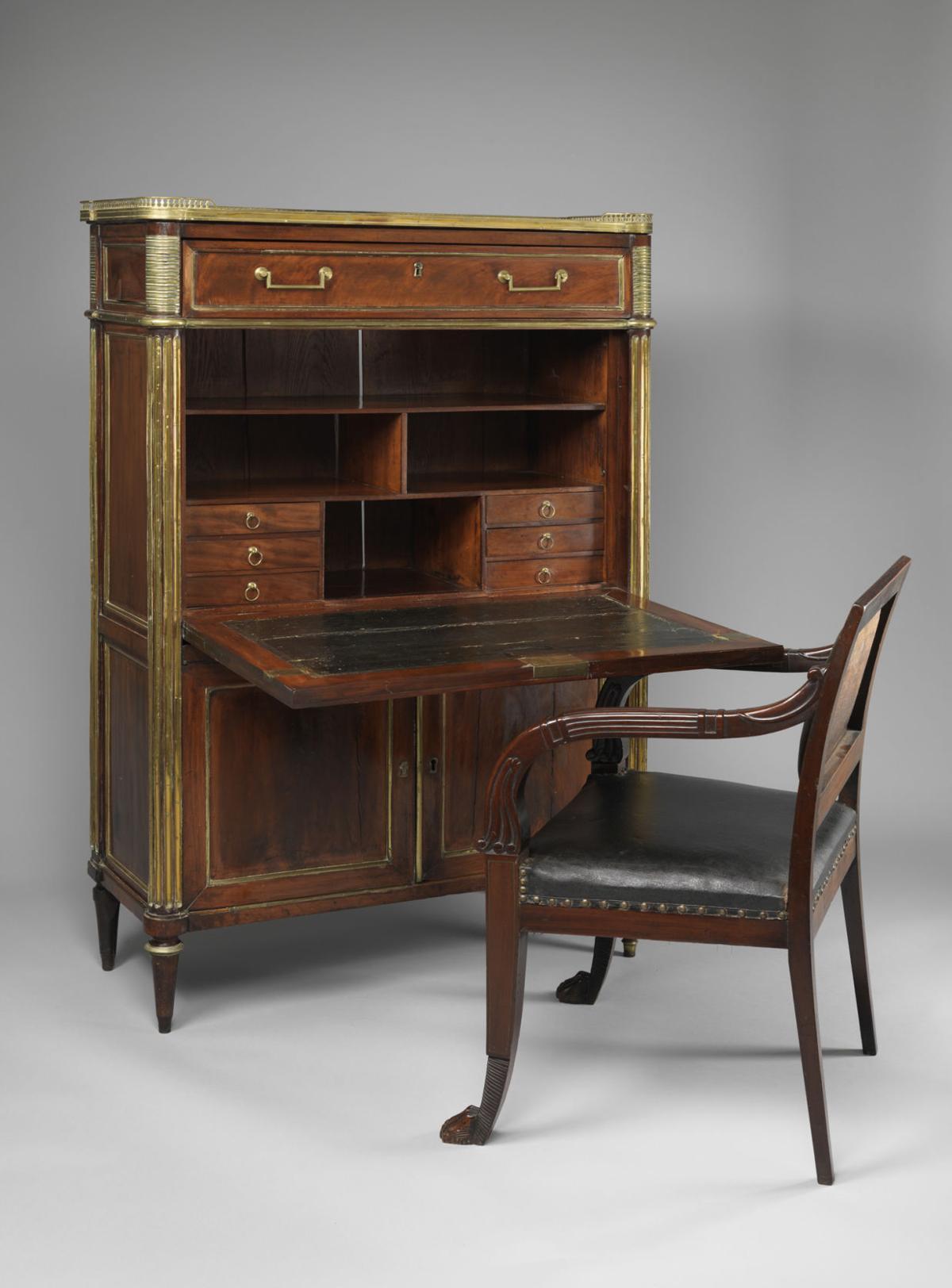 James Monroe's desk