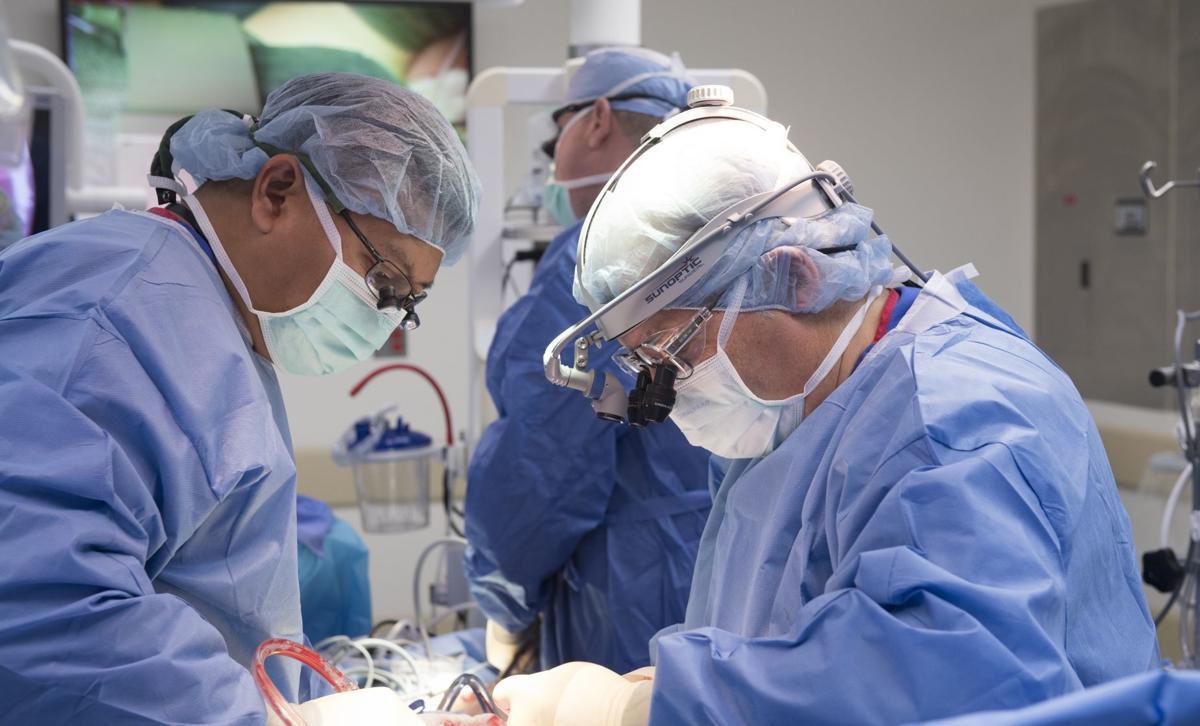 Mary Washington Hospital named to 'elite' group for cardiovascular