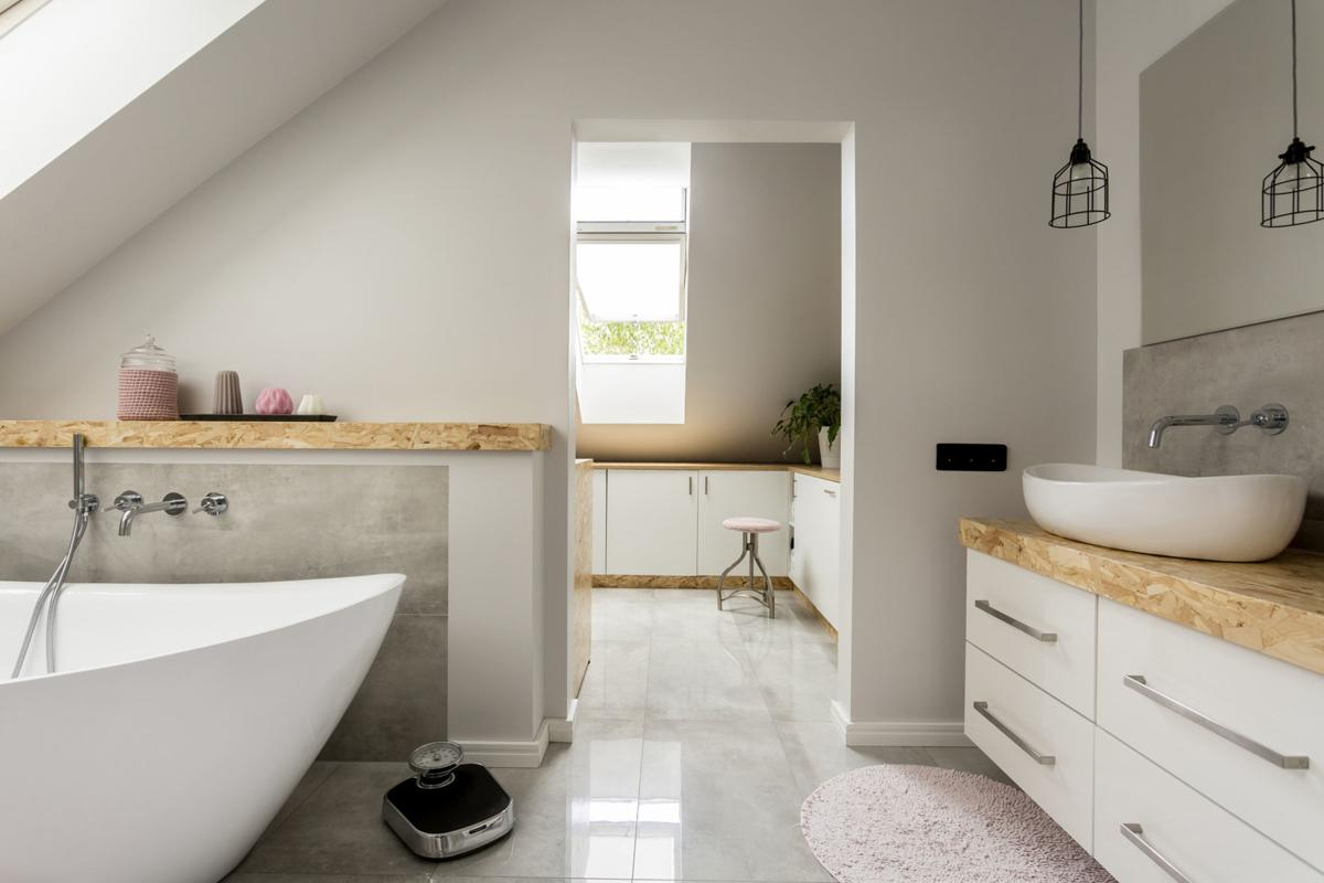 Ideas to inspire your dream bathroom remodel | House & Home ... on