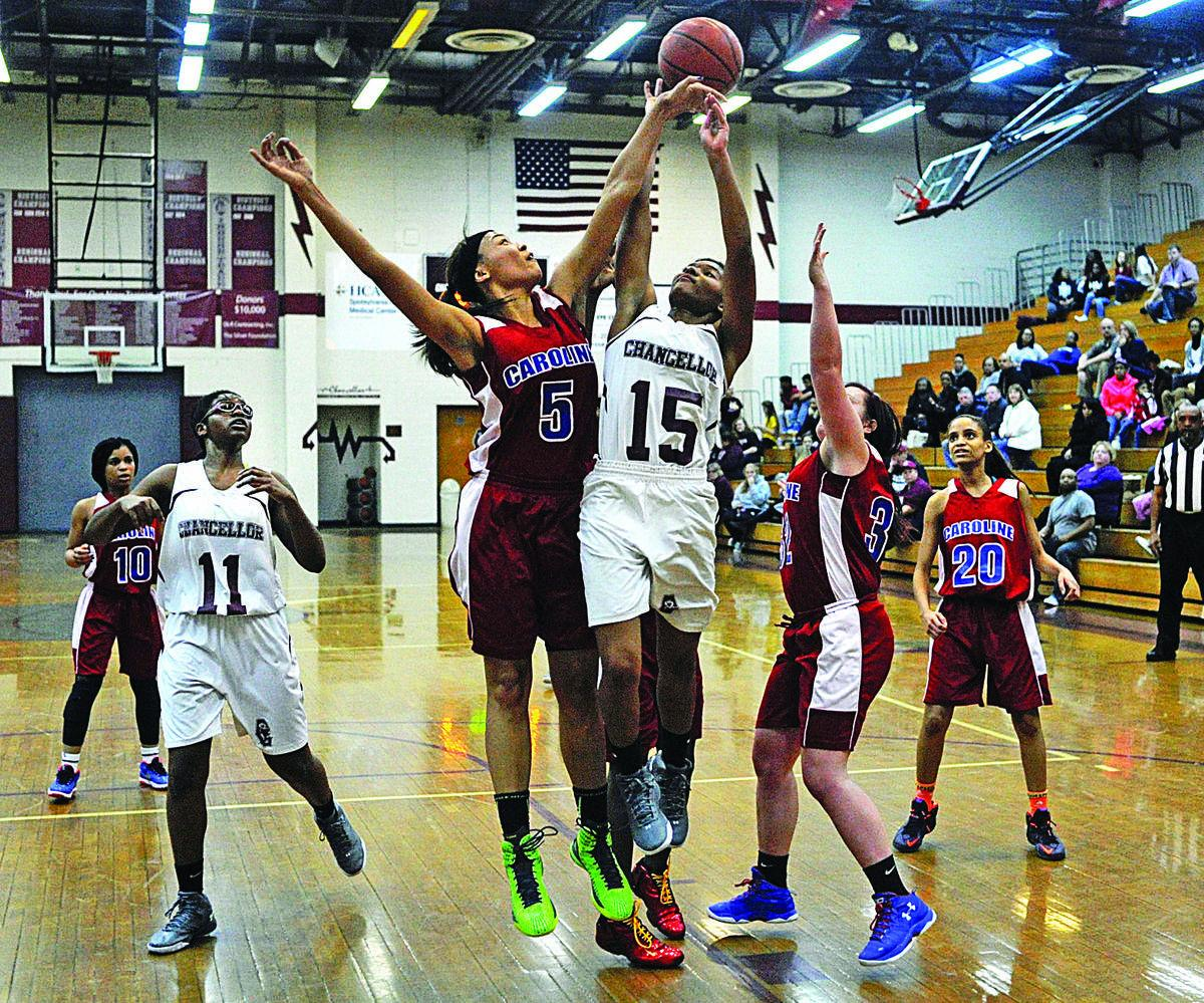 Girls basketball: Chargers cool down, then heat up