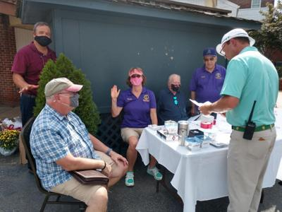 Spotsylvania Lions Club Swing for Sight