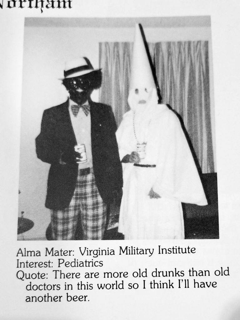 Eastern Virginia Medical School yearbook photo