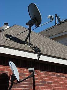 PHOTO: satellite dish