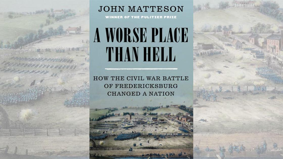 Book review: Essential reading for Fredericksburg-area residents