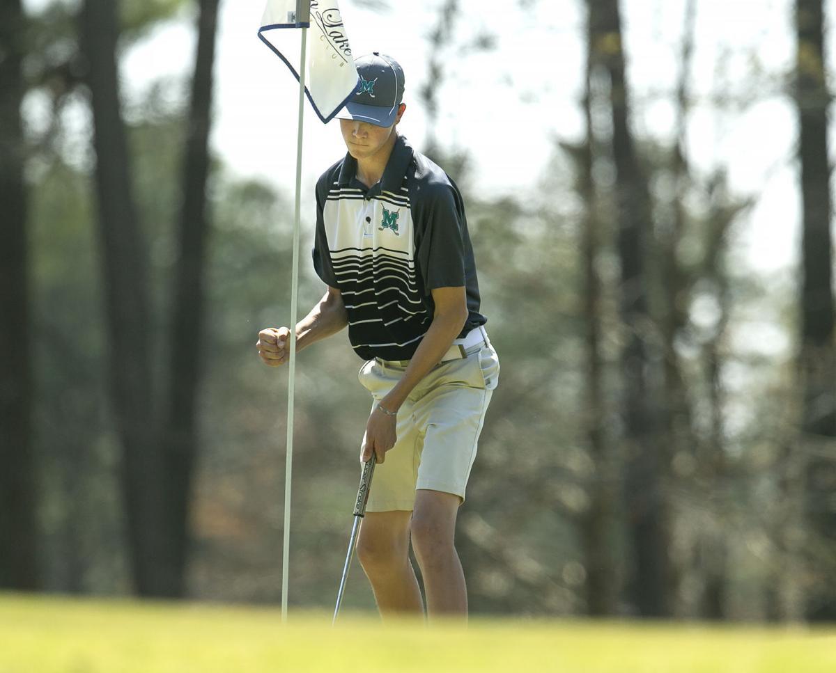 District golf tournament
