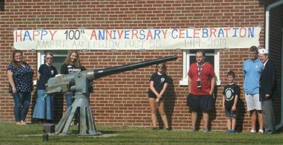 AMERICAN LEGION: Post 55 celebrates its centennial