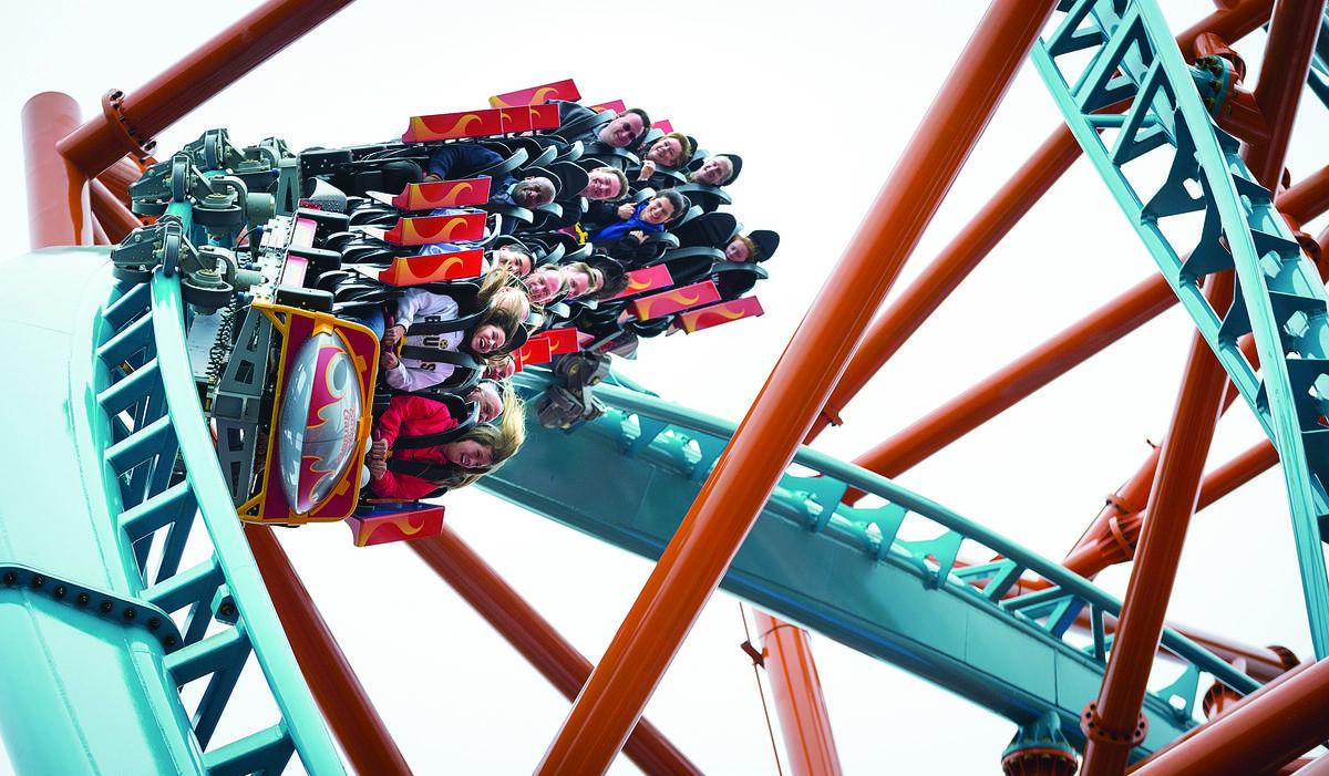 Busch Gardens and Kings Dominion unleash new thrills and attractions ...