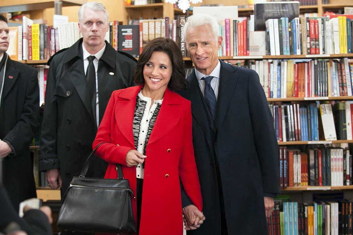 Veep' can't get crazy enough to satirize real-life politics