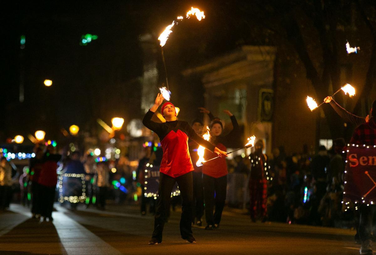 Fredericksburg Christmas Parade (copy)