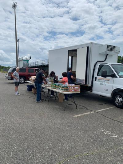 Food bank increases delivery capacity