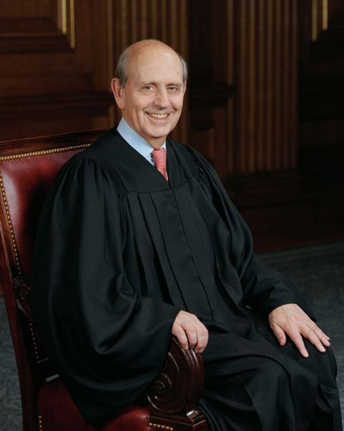 PHOTO: Justice Breyer