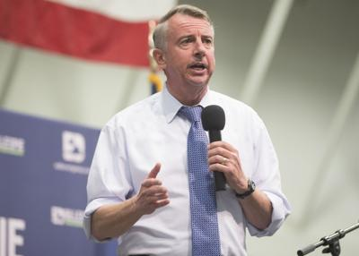 Ed Gillespie Rally