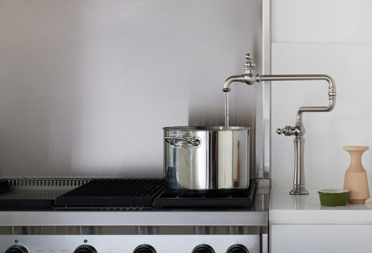 Plumber: Pot filler choices for new kitchen | Lifestyles ...