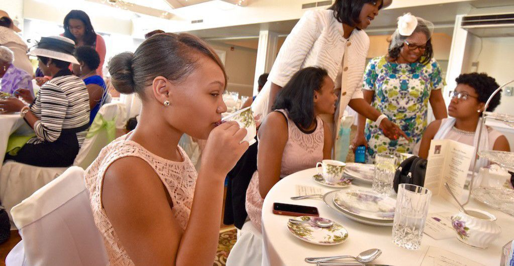 TEA: Annual event promises to inspire women to achieve their goals
