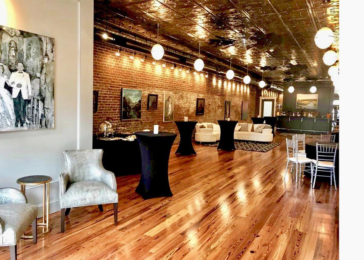 new private event space opens in downtown fredericksburg fredericksburg. Black Bedroom Furniture Sets. Home Design Ideas
