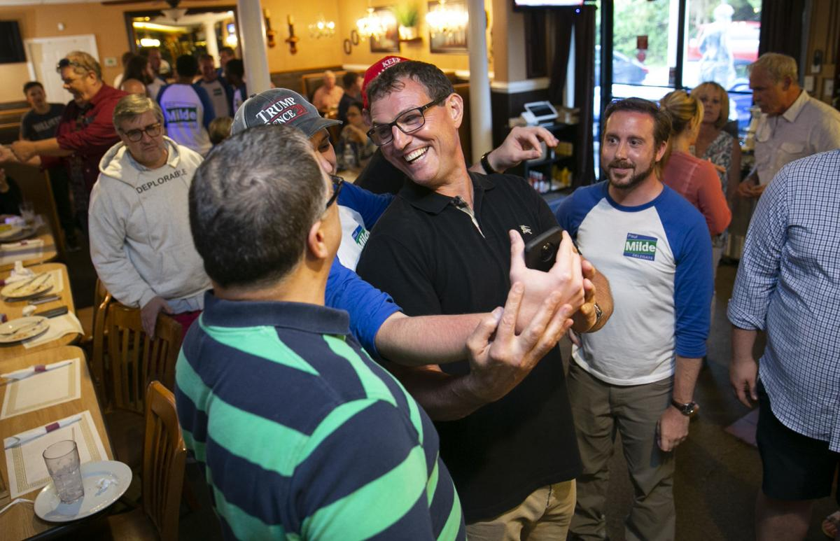 Paul Milde wins primary election