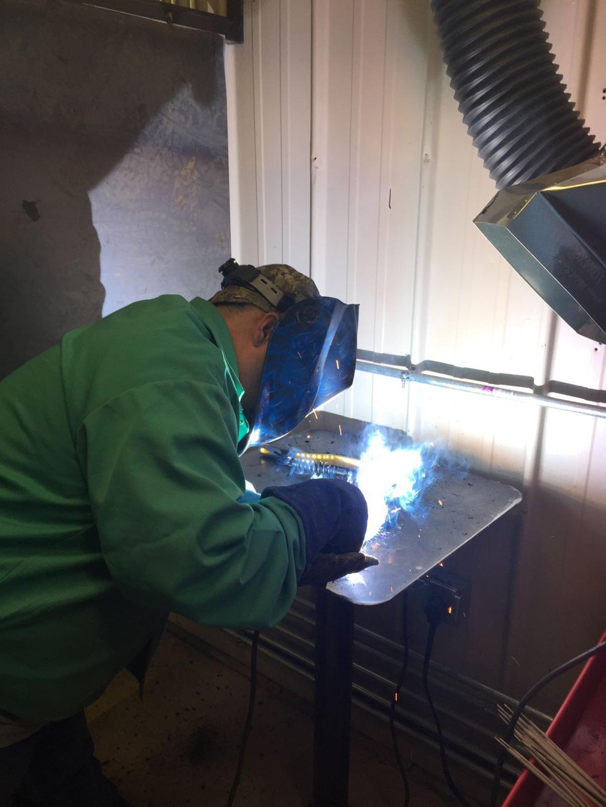 Culpeper welding school 2
