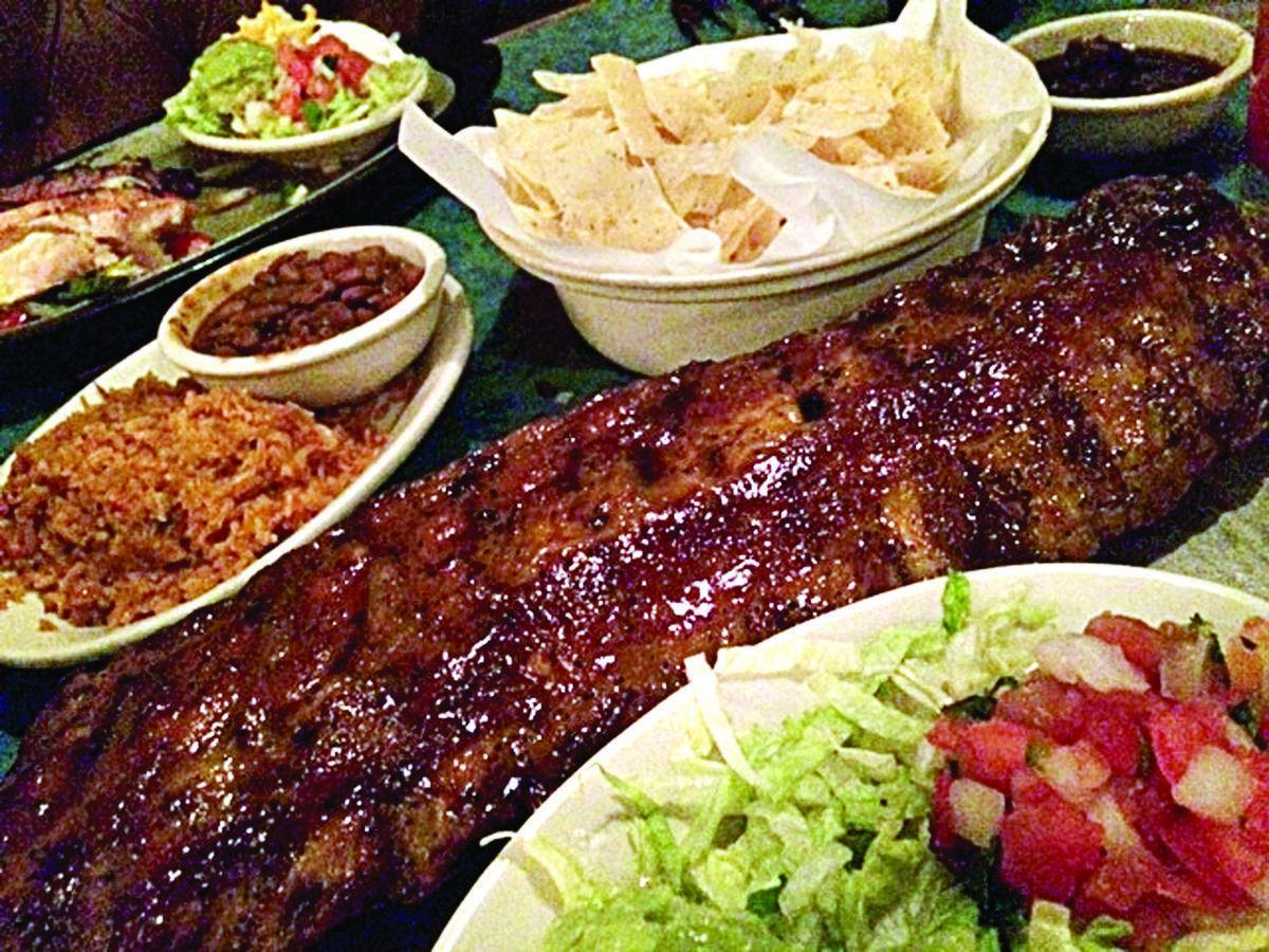 Uncle Julio'S Carne Asada Recipe