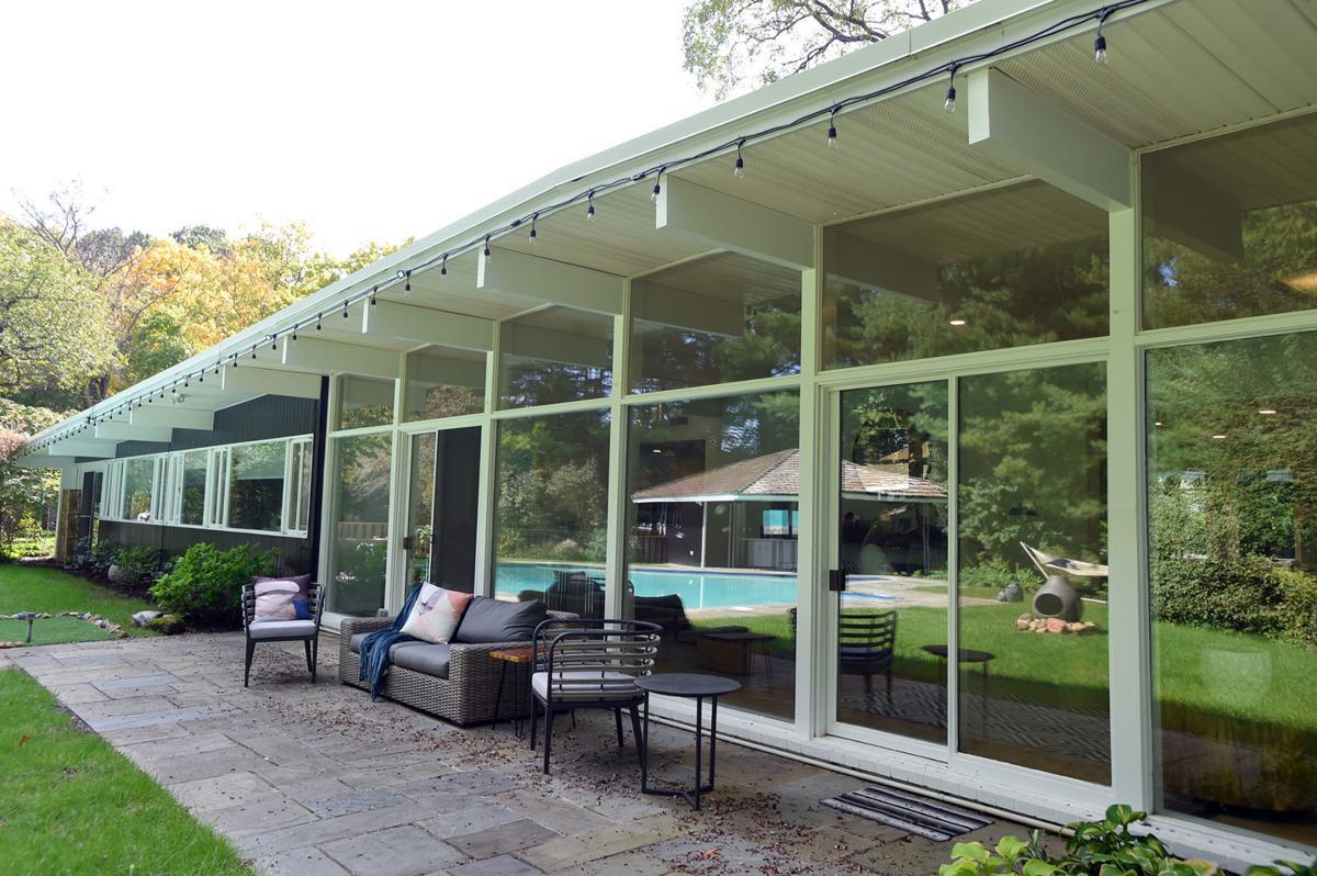 Jill Smokler's midcentury modern home renovation | House And