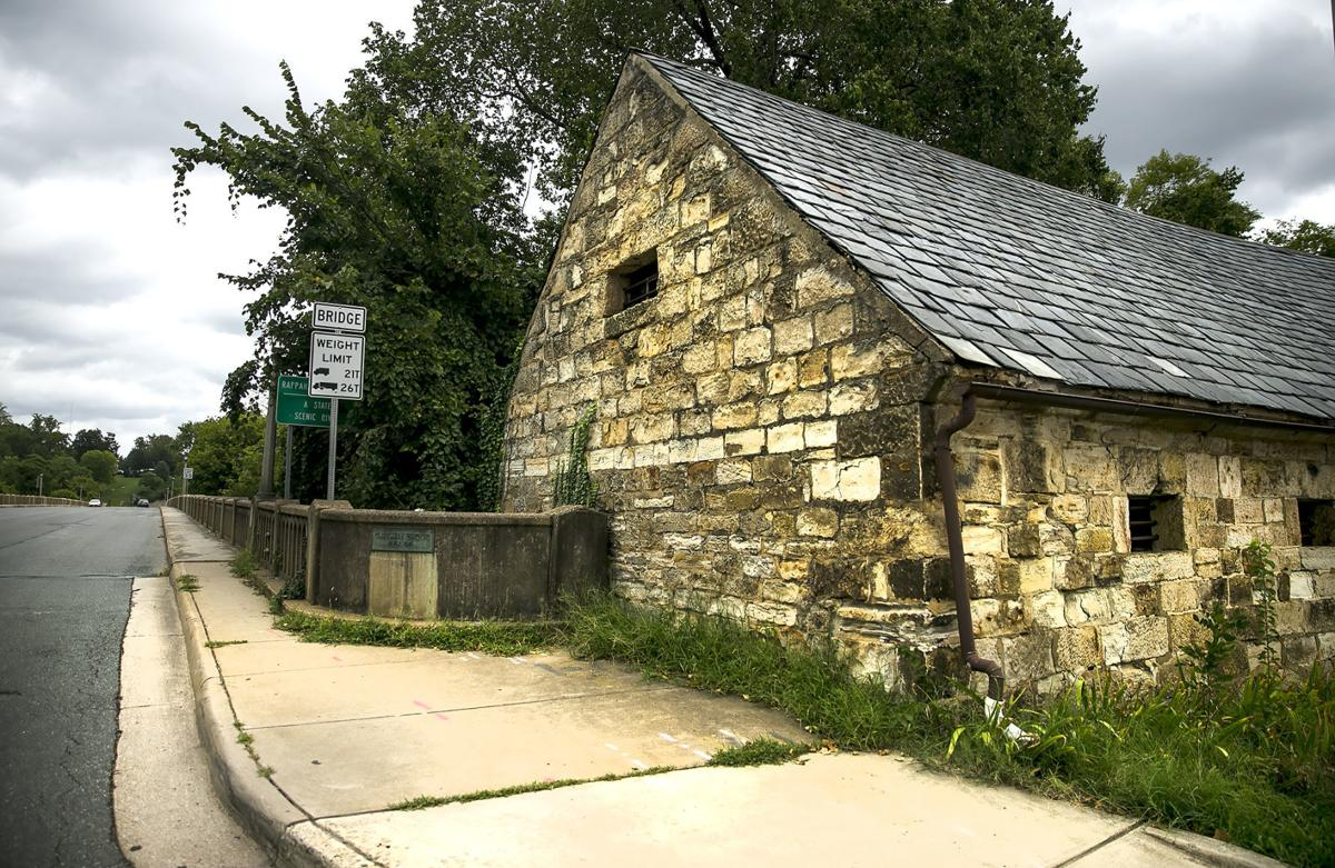 Old Stone Warehouse