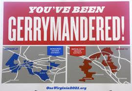 PHOTO: You've been gerrymandered