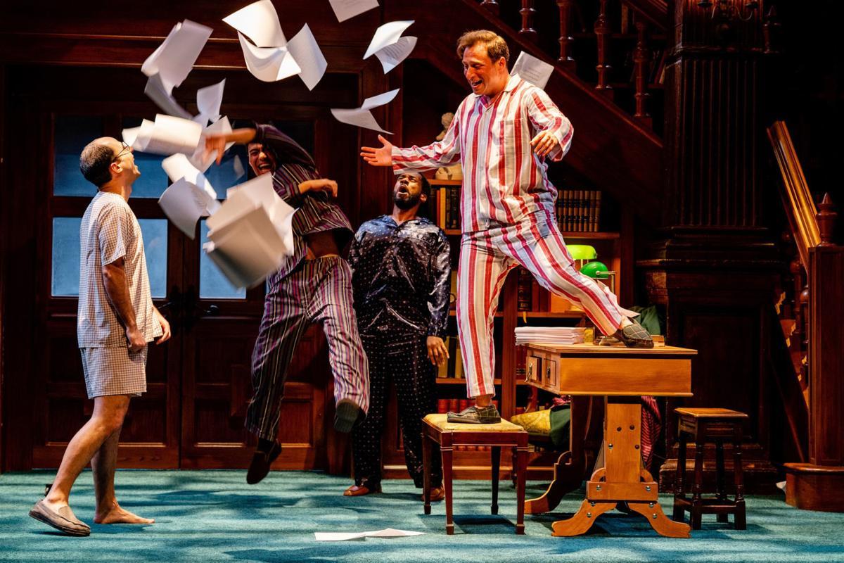 Folger Theatre - Love's Labor's Lost