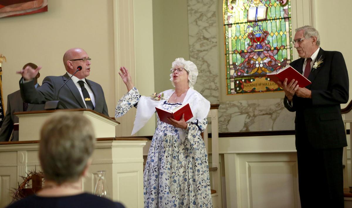 Wallers Baptist Church celebrates 250 years