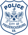 Fredericksburg Police Badge logo (new)