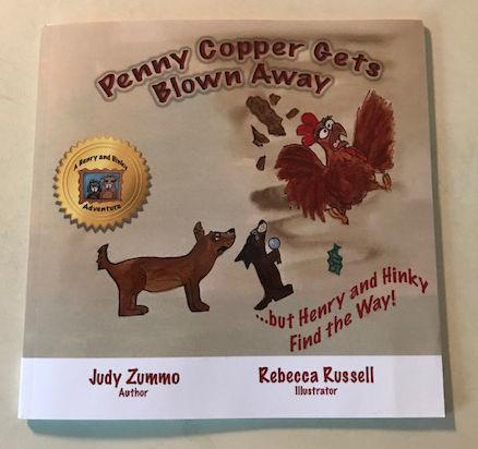 Penny Copper book
