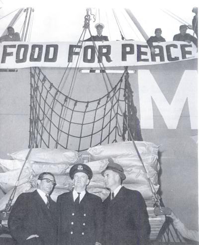 PHOTO: Food for Peace