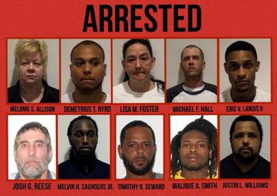 Westmoreland drug arrests