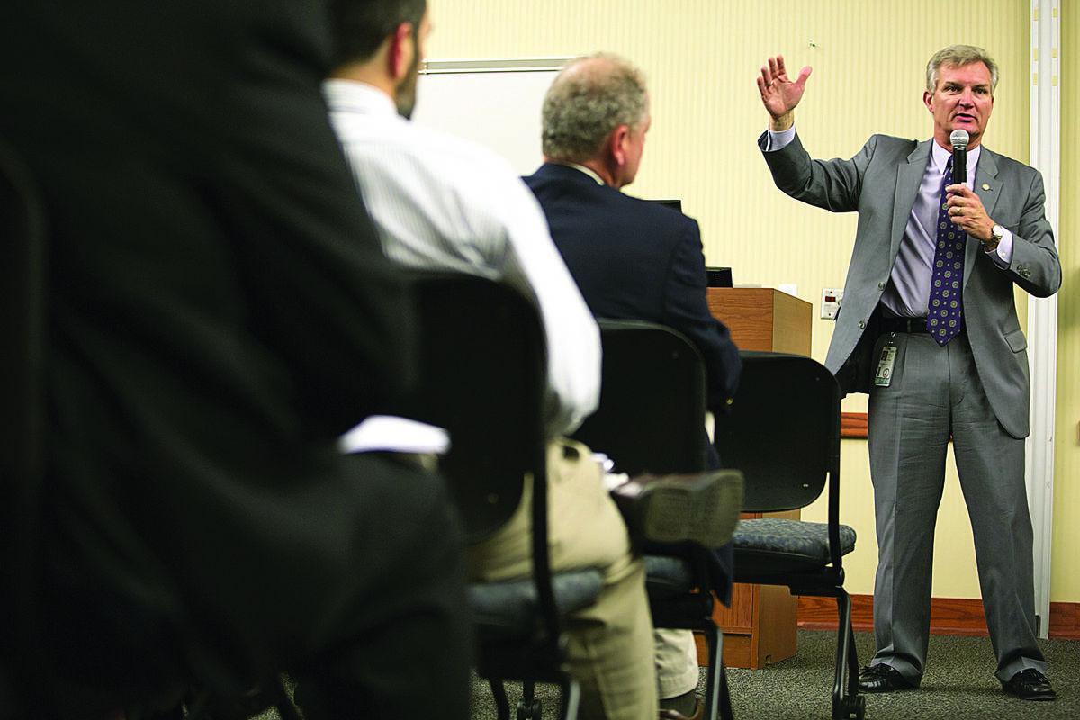 Transportation leaders explain prioritization program