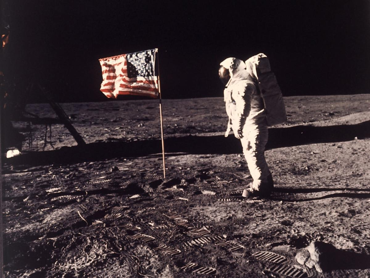 48th Anniversary Of The Apollo 11 Moon Landing