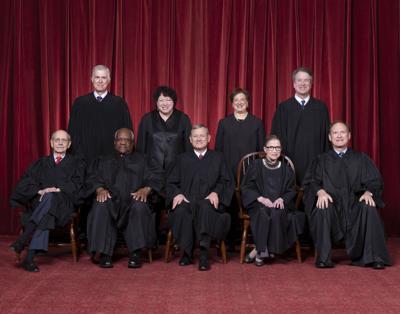 PHOTO: Supreme Court justices