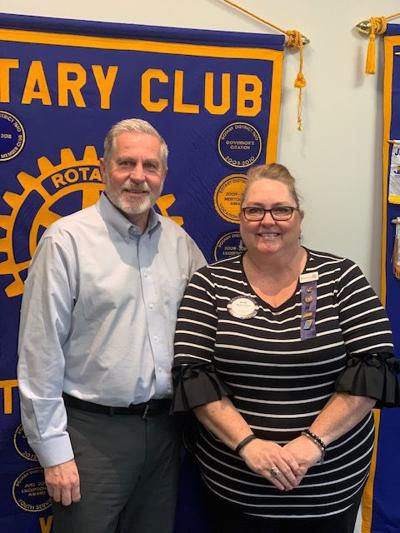 ROTARY CLUB: North Stafford group hosts executive director of SERVE