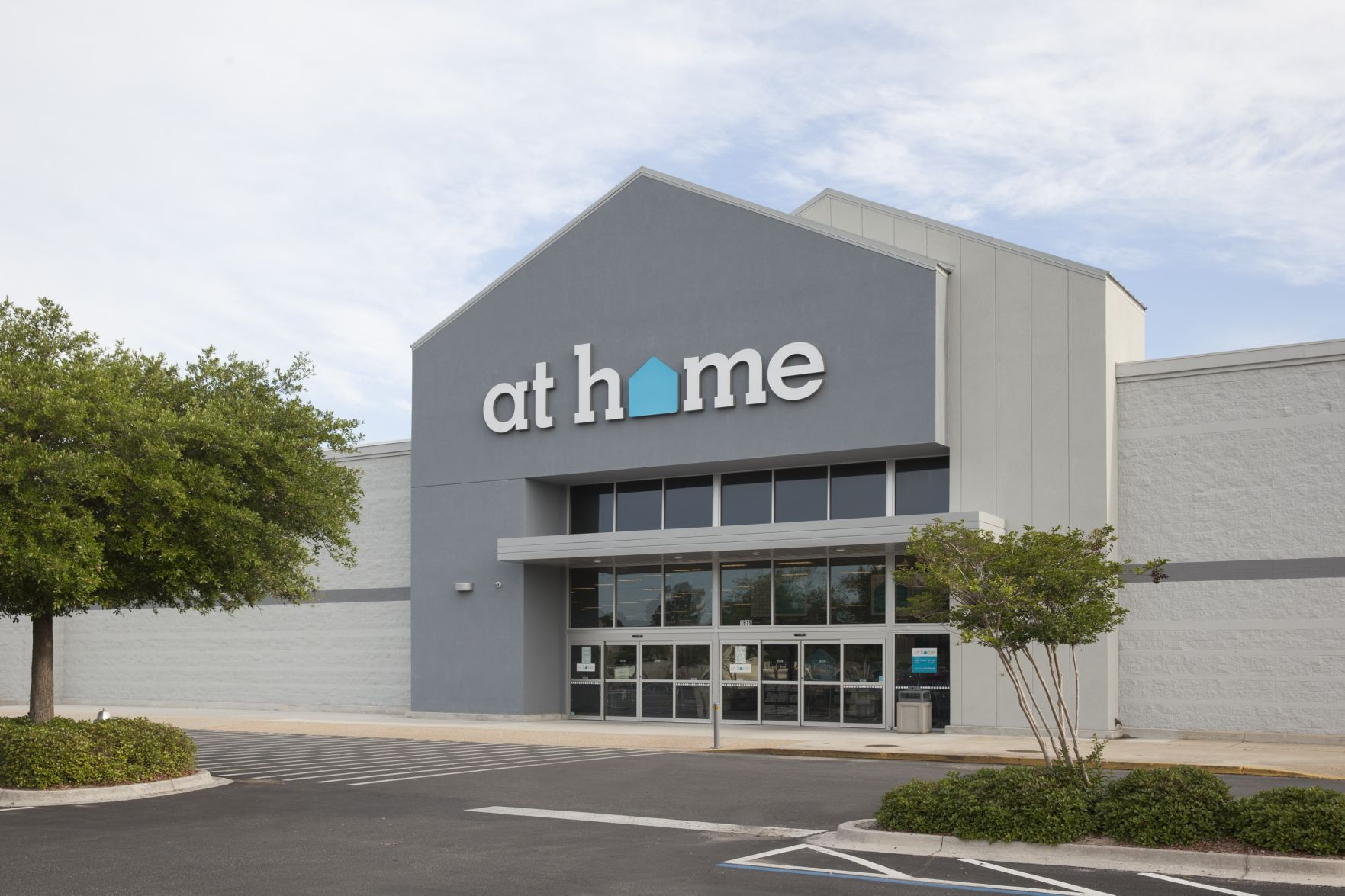 Local Home Decor Stores Part - 37: An At Home Store Will Open This Fall In The Former Kmart In Spotsylvania  Crossing Shopping Center.