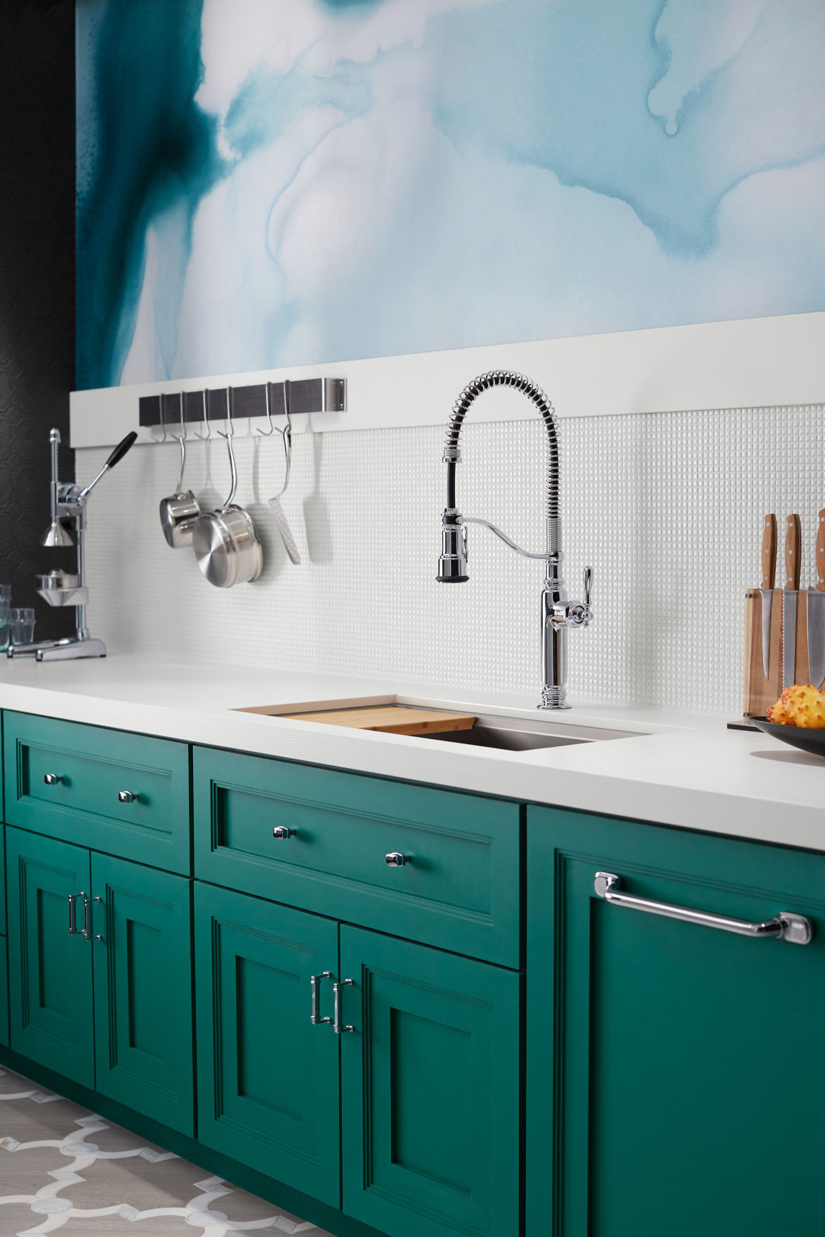 Plumber: Kitchen faucet made for more work and less play ...