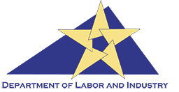 Virginia Department of Labor and Industry logo
