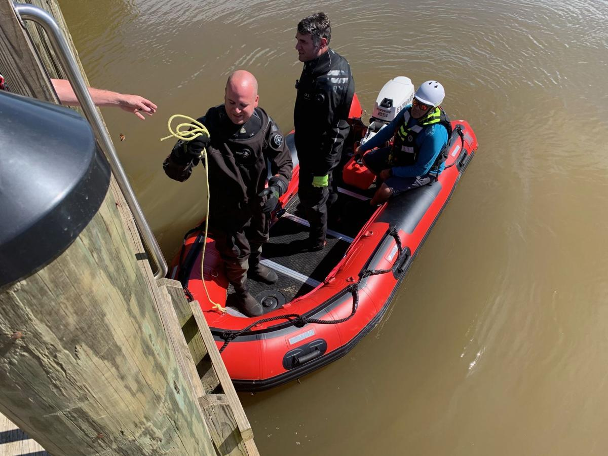 Stafford County Sheriff's Dive Team