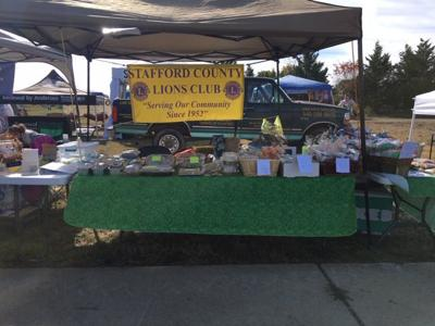 Stafford County Lions raise funds, awareness at the fair