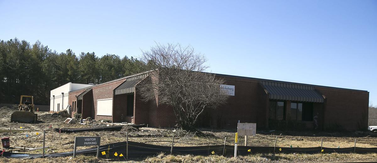New VA clinic at Massaponax
