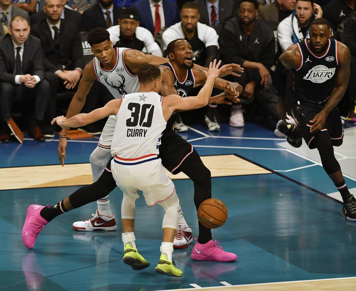 4eb6c6b2796 NBA All-Star Game  Team LeBron rallies to beat Team Giannis
