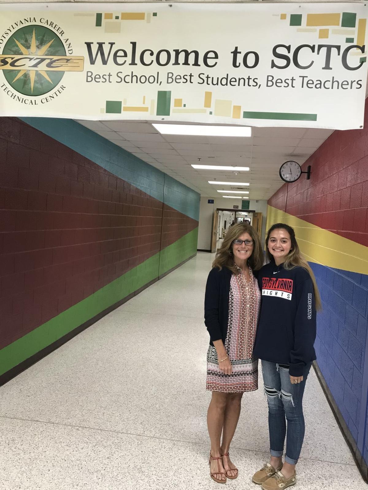 Samantha Hinton - Spotsylvania High School